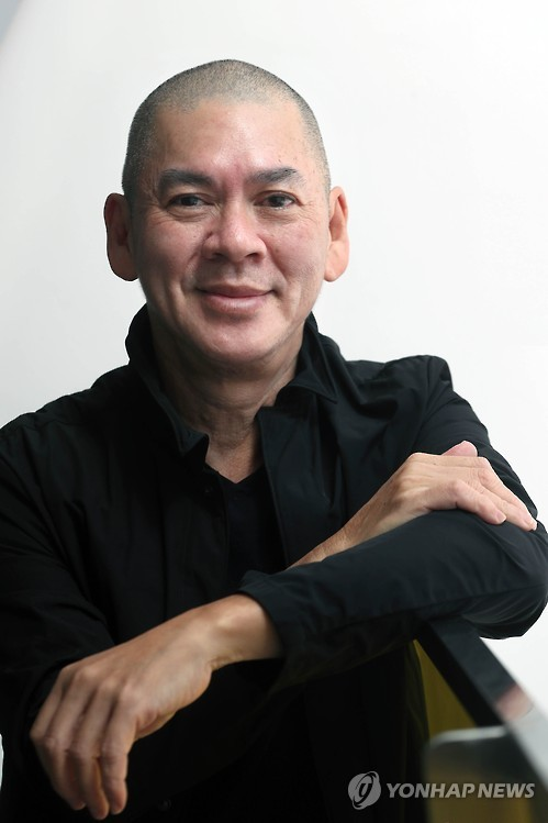 This file photo shows Taiwanese director Tsai Ming-liang. (Yonhap)