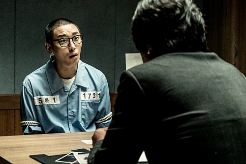 "A still from ""Dark Figure of Crime"" (Yonhap)"