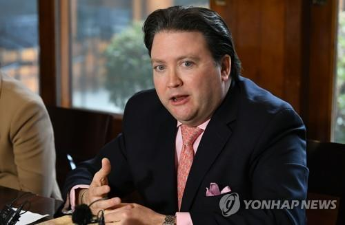 Marc Knapper, acting deputy assistant secretary of state for Korea and Japan affairs, is shown in this file photo. (Yonhap)
