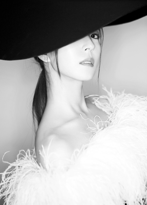 This image of BoA was provided by SM Entertainment. (Yonhap)
