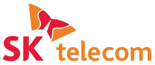 The logo of SK Telecom Co. (Yonhap)