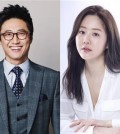 The photos, provided by KBS and IOK Company, show actors Park Shin-yang (L) and Go Hyun-jung (R). (Yonhap)