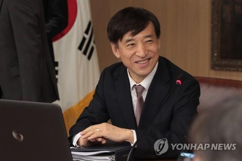 Bank of Korea Gov. Lee Ju-yeol (Yonhap)