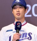 This file photo taken Sept. 10, 2018, shows Samsung Lions infielder Lee Hak-ju. (Yonhap)