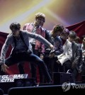 K-pop group NCT 127 (AP)
