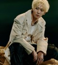 This photo, provided by SM Entertainment, shows Key of SHINee. (PHOTO NOT FOR SALE) (Yonhap)